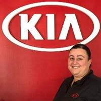 Vivian Defilippo at Jenkins Kia of Ocala