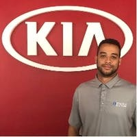Jaevon Johnson at Jenkins Kia of Ocala