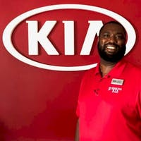 Cedric McHaney at Jenkins Kia of Ocala