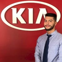 Isaac Gomez at Jenkins Kia of Ocala