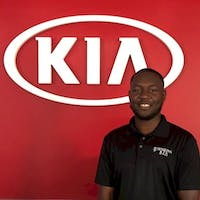 Bilal Jackson at Jenkins Kia of Ocala