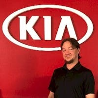 Dale McCollom II at Jenkins Kia of Ocala