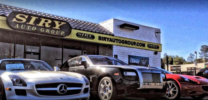 Siry Auto Group, San Diego, CA, 92111
