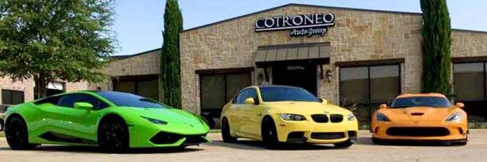 Cotroneo Auto Group, Addison, TX, 75001
