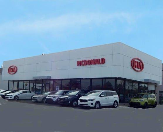 McDonald KIA, Saginaw, MI, 48603