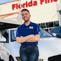 Luis Aviles at Florida Fine Cars West Palm Beach