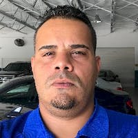 Joe Cruz Reinoso at Florida Fine Cars West Palm Beach