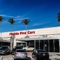 Gonzalo Belgrano at Florida Fine Cars West Palm Beach