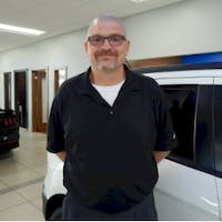 Gregory Roberts at Kunes Country Ford Lincoln of Sterling
