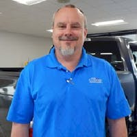 Tom Thayer at Kunes Country Ford Lincoln of Sterling