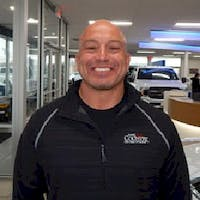 Dan Yanes at Kunes Country Ford Lincoln of Sterling