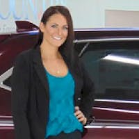Kathleen Sciacero at Kunes Country Ford Lincoln of Sterling