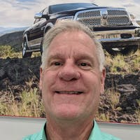 Richard Lattman at Wilsonville Jeep RAM
