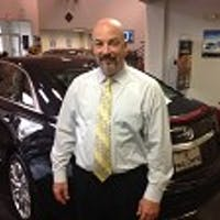 Pat McCabe at Paul Conte Cadillac