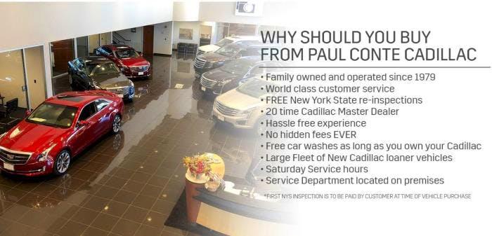 Paul Conte Cadillac, Freeport, NY, 11520
