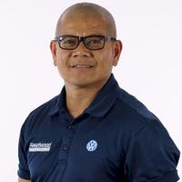 Edwin  Hiltabrand at Haselwood Volkswagen Hyundai