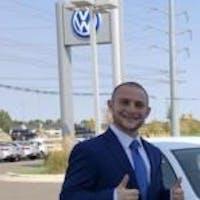 Hunter Pasternack at Haselwood Volkswagen Hyundai