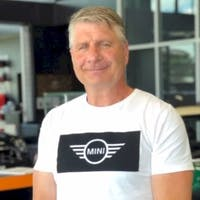 Michael Kusmuk at Mini of Dutchess County