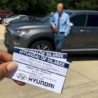 Joseph Brown III at Hyundai of Silsbee