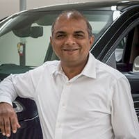 Jay Dhanani at Platinum Chrysler Dodge Ram Jeep