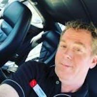 Mike Pickett at Rick Hendrick Chevrolet Naples