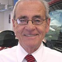 Dave Wellington Sr. at Paul Masse Chevrolet