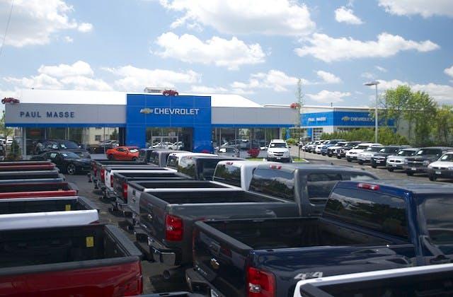 Paul Masse Chevrolet >> Paul Masse Chevrolet Chevrolet Service Center