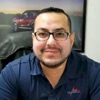 Chris Verdugo at Bell Road Mitsubishi - Service Center
