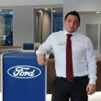 Robert Hearod at Currie Motors Ford of Valpo