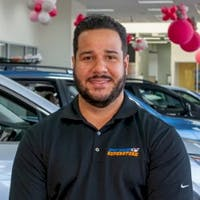 Pedro Blanco at Sport Subaru South