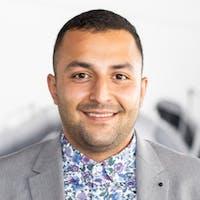 Farzy Rashid at Audi Ontario