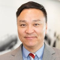 Jay Baik at Audi Ontario