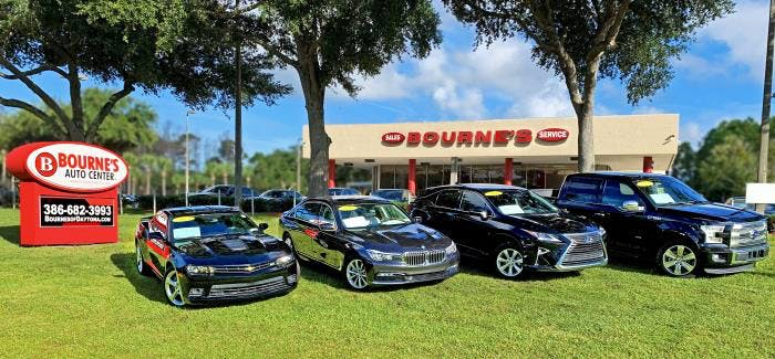 Bourne's Auto Center, Daytona Beach, FL, 32117