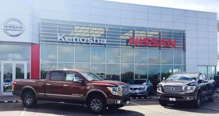 Kenosha Nissan,  Kenosha, WI, 53142