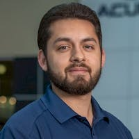 Marco Rodriguez at Acura of the Rio Grande Valley
