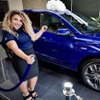 AMANDA  LANNETTE  at Acura of the Rio Grande Valley