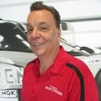 Tommy McGuinness at Mazda of Valley Stream