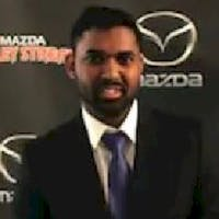 Mohamad Hanif at Mazda of Valley Stream