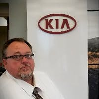Fred Benson at Performance Kia