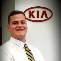 Nick Yurek at Performance Kia