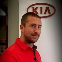 Brooks Aikman at Performance Kia