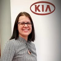 Danielle Jaggars at Performance Kia