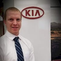 Paul  Barnes at Performance Kia