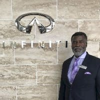 Bob Smith at Priority Infiniti of Greenbrier