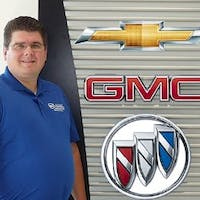 Jeff Eveland at Classic Chevrolet Buick GMC in Madison