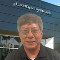 Dave Jones at Wilde Land Rover Sarasota