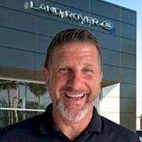 Bryan Miller at Wilde Land Rover Sarasota