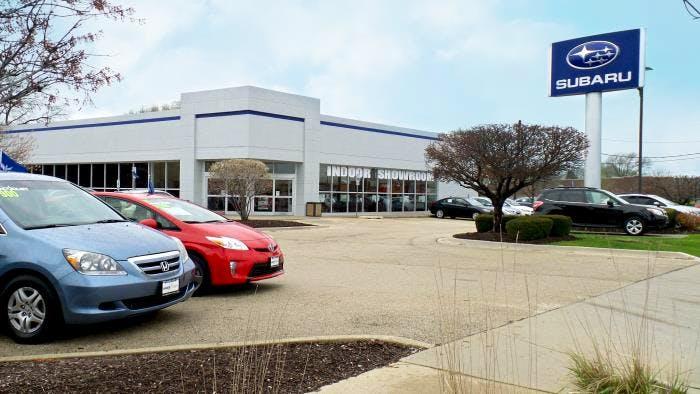Hawk Subaru of Joliet, Plainfield, IL, 60586
