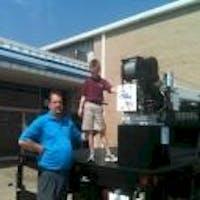 Kevin  Palmer at Pegues-Hurst Ford