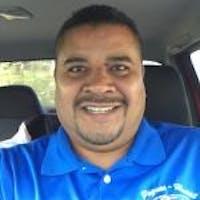 Elias Diaz at Pegues-Hurst Ford